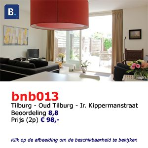 bed and breakfast tilburg bnb013